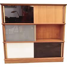 mid century storage cabinet mid century storage cabinet by oscar 1950s design market