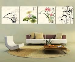 Painting Home by Online Get Cheap Lotus Painting Aliexpress Com Alibaba Group