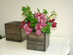 Modern Wood Planter by Modern Wooden Planter Boxes How To Make Wooden Planter Boxes