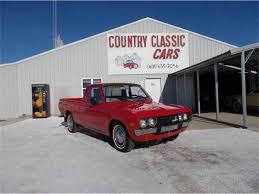 vintage datsun logo 1977 datsun khl extended cab for sale classiccars com cc 938995