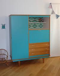 armoire vintage chambre armoire pour chambre 11 secr233taire vintage gabriel cgrio