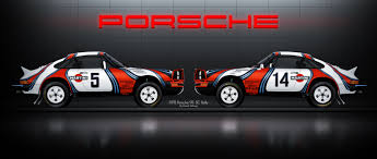porsche rally 1978 porsche 911 sc safari rally car by danieltalhaug on deviantart