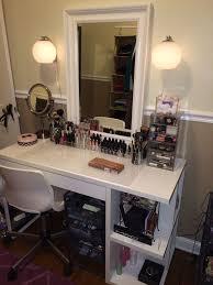bedroom makeup vanity incredible bedroom makeup vanity best images about vanity make up