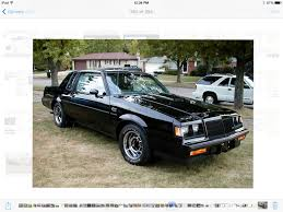 Buick Grand National Car Buick Grand National Questions Should I Add A Transmission