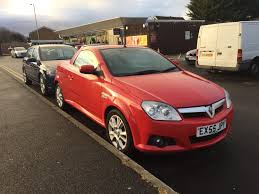 opel tigra 2005 used vauxhall tigra 2005 for sale motors co uk