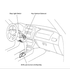 toyota rav4 brake problems i a 1998 toyota rav4 and the shifter wont move out of park