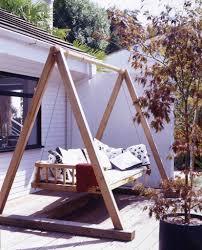 Swing Bench Outdoor by Bespoke Garden Swing Gardening Ideas Pinterest Garden Swings