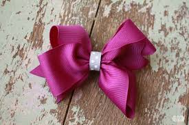boutique hair bows to make a twisted boutique hair bow the ribbon retreat