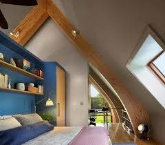 dachschrge gestalten schlafzimmer wohnideen für dachschrä dachzimmer optimal gestalten