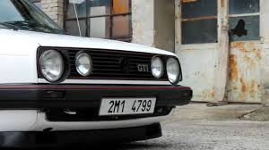 volkswagen golf 1985 drath golf mk2 gti 1985 hd rk edition video youtube