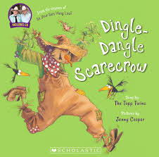 scarecrow writing paper dingle dangle scarecrow with cd c