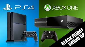 ps4 black friday sale microsoft u0027s xbox one overtakes the ps4 in black friday sales