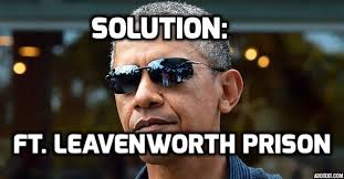Obama Sunglasses Meme - obama should be facing 20 years behind bars trump does absolutely