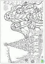 spirits christmas barbie christmas carol