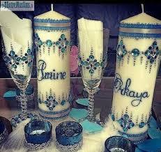 bougie mariage henna henné hennaya nekacha entremuslims fr - Bougie Hennã Mariage