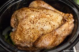 cooker whole turkey the kitchen