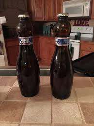 bud light for sale bud light bowling pin beer bottles for sale antiques com classifieds