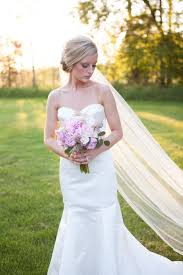 white satin strapless wedding dress