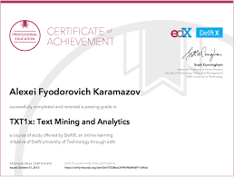 advance your career stand out in your field edx