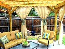 porch curtains outdoor u2013 mirak info