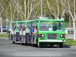 Buses To Six Flags Nj Parking Lot Tram Overview At Six Flags Magic Mountain The