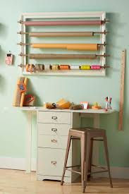 create your own gift wrap station the home depot blog