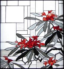 Flower Glass Design 1304 Best Mosaics Flowers Images On Pinterest Stained Glass