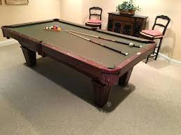 used brunswick pool tables for sale used brunswick pool table sbrunswick anniversary pool table for sale