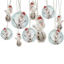 disney frozen holiday string lights set of 10 olaf christmas