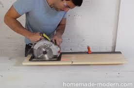 homemade modern ep56 concrete walnut nightstand