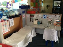 hospital role play area play based learning medical
