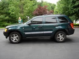 jeep grand cherokee green njrenegade3 2005 jeep grand cherokee specs photos modification