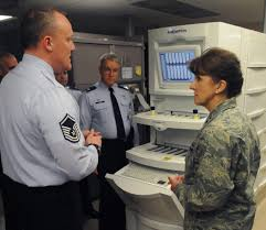 Medical Support Assistant Af Assistant Surgeon General Visits Aviano U003e Air Force Medical