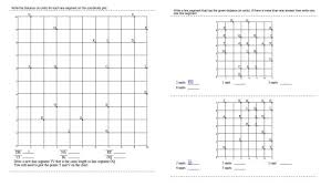 free ordered pairs and the coordinate plane worksheets edhelper com