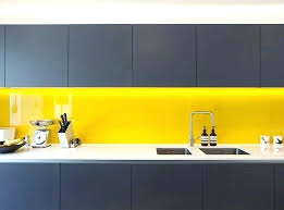 grey and yellow kitchen ideas yellow gray kitchen ideas lesmurs info