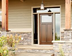 Exterior Door Wood Exterior Doors Bayer Built Woodworks Minnesota