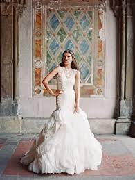 sleeveless wedding dress 25 stunning non strapless wedding dresses every last detail