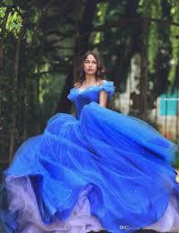 cinderella quinceanera dresses 2016 amazing royal blue organza gown cinderella quinceanera