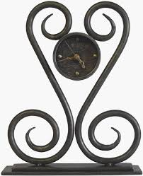 black wrought iron table clock fireplace grates dresser hardware and much more new products