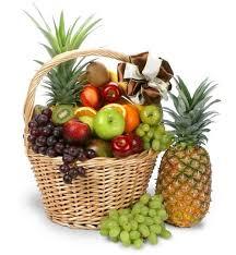 thanksgiving fruit basket give thanks thanksgiving gift basket