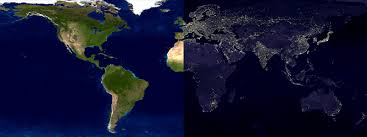 World Map At Night by Maps Daylight World Map Nighttime Wallpaper At World Daylight Map