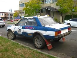 old peugeot cars aussie old parked cars 1983 peugeot 505 srd turbo rally car