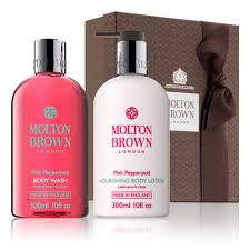 molton brown pink pepper body wash body lotion gift set shop molton brown usa pink pepperpod body wash lotion gift set