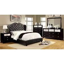 Black Bed Room Sets Size Black Bedroom Sets For Less Overstock