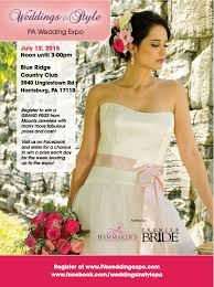 summer weddings in style show in central pa for july 12 2015 at