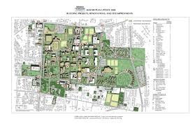 campus planning middle tennessee state university