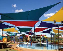 Triangle Awnings Canopies Playground Sail Shades
