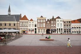 square louis bureau nantes havenplein zierikzee by bureau b b landscape architecture works
