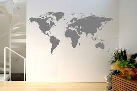 world map buy customized gift solution artzolo world map