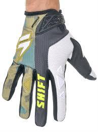 camo motocross gear shift camo 2015 strike army mx gloves shift freestylextreme